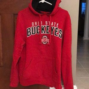 Other - Ohio State Buckeyes Hooded Seeatshirt